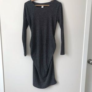 Old Navy Knit Maternity Dress- Size S